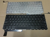 "NEW PRODUCT!Original US STYLE 13"" Keyboard With Backlight for Macbook Pro A1278 +Free shipping+Quality Guarantee"