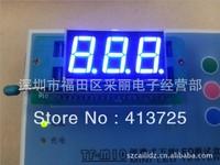 0.56 three blue led digital tube CL5631BB