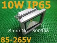 10W led flood light warm white IP65 outdoor led light