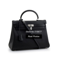2013 Women Handbag Famous Brand Designer Handbags Silver Hardware Real Leather Bag For Woman Fashion Shoulder Bag