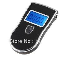 High Quality Prefessional Digital Breath Alcohol Tester Breathalyser Free Shipping  CE, ROHS