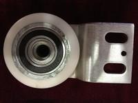 elevator spare parts bend QKS9 hanger roller