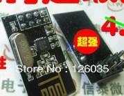 NRF24L01 wireless module power enhanced 2.4 G wireless communication receiver module
