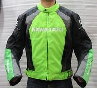 Free Shipping Motorcycle Clothing Automobile Race Kawasaki Jacket Ride Supplies Oxford Fabric
