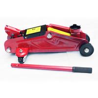 Tyre jack 2 horizontal oil auto supplies 2t portable