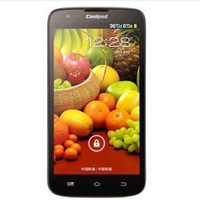 Coolpad7295 Dual SIM Card Smart Phone Android 4.1 MTK6589 Quad Core 5.0 Inch HD IPS Screen 5.0MP Camera