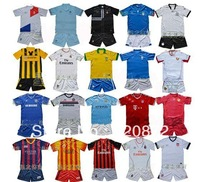 Free shipping 13-14 New Kids soccer jerseys.Children's favorite. Give their children the best gift