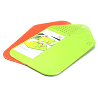 Multifunctional folding water cutting board