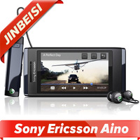 Free Shipping Original Sony Ericsson Aino U10 Mobile Phone 3G  Wifi  8.1MP GPS Bluetooth Touch Screen