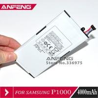 4000mAh 100% Genuine OEM Galaxy Tab P1000 GT-P1000 Tablet Battery Batterie Bateria Batterij Accumulator AKKU PIL