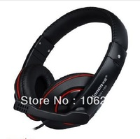 Free Shipping laptop music game headset earphone headphone with microphone Kanen Km-780