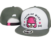 Trukfit Snapback hats Misfits SKATE OF MIND TR148 white/grey Available To Match The Desires Of Everybody