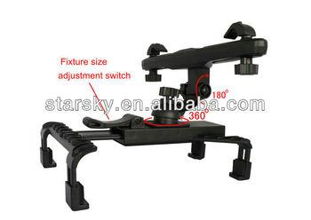 Universal car mount holder for Tablet PC