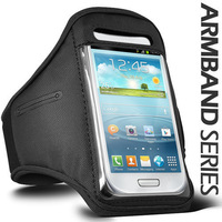High Quality Adjustable Sports Strap Armband Pouch Case Cover For Samsung Galaxy S4 i9500+ DHL Free Shipping 100pcs/lot