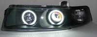Mitsubishi Lancer  Assembly Angel Eye Lens Original Bit Headlights Xenon Free Shipping Hot