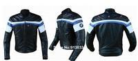 Hot Selling New PU Leather Motorcycle Clothing Racing Jacket Motorcycle Jacket Waterproof Jacket Free shipping