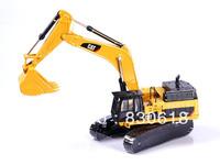 Caterpillar 374D Hydraulic Excavator Metal Tracks CAT Norscot 55274 Constructi toy
