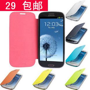 For samsung   i9300 holsteins i9300 phone case mobile phone case protective case i9308 i9300 original leather case