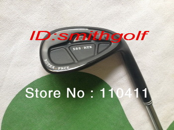 2013 New model golf clubs 588 RTX golf wedges black colors Rotex face 52/56/60 degree 3pcs/lot free ship high quality