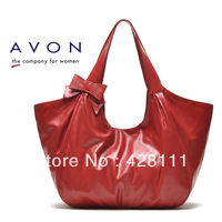 Winter Promotion bag handbag/Fashion handbag AVON/dumplings bag/Wine red shoulder hand bag/women's handbag bags/free shipping