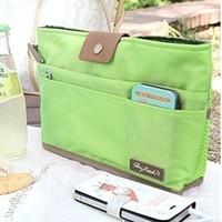 free shipping The appendtiff hasp shinzikatoh kato multifunctional storage bag bag in bag