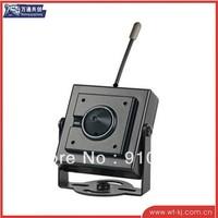 "2.4GHz 1/4"" Sharp CCD 420 TV lines CCD wireless camera"