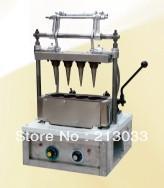 Ice cream wafer cone making machine
