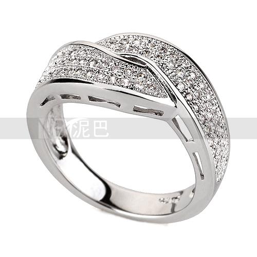 Womens Platinum Engagement Rings