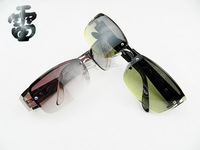 2012 male sunglasses anti-uv film sunglasses male sunglasses