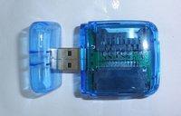 ALL IN 1 Card Reader Hi-speed USB2.0 Cardreader multislot cardreader/wirter