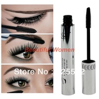 2013 New arrival Eye Mascara Lashes Makeup Long Eyelash Silicone Brush Head brand makeup Waterproof curving lengthening 12395