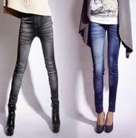 Women's Fashion Jeans Women Skinny Pants 2014 New
