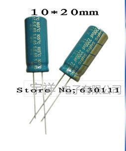 Конденсатор China 100 2200