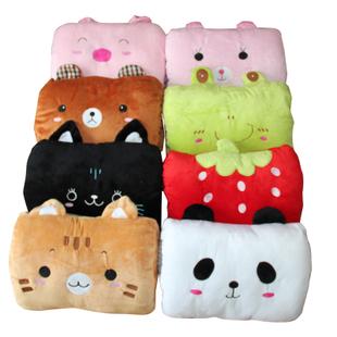 Romantic candy ease the bear cartoon muff dual-use cushion kaozhen pillow girls lunch pillow(China (Mainland))