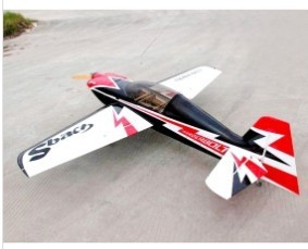 73in Sbach 300 Carbon Fiber Version 30cc RC Model Gasoline Airplane ARF /Petrol Airplane