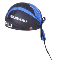 Unique subaru pirate headband cycling sweatproof hat outdoor bike sports bicycle cap