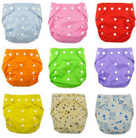 Free Shipping Baby Waterproof Diaper 5 pieces/Lot Soft and Comfortable Hot Selling
