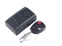 Free Shipping Home Security Wireless Remote Control Vibration Motorcycle Bike Door Window Detector Burglar Alarm Wholesale