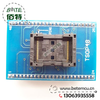 5PCS SA247-TSOP48-D48 IC socket Programmer adapter Socket High Quality for mx29lv400 AM29F800 for xeltek SUPERPRO 600P