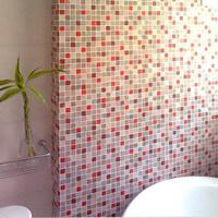 Free Shipping Wall stickers bedroom wall stickers bathroom decor cartoon eco-friendly mermaid