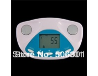 Free shipping + Health Monitors New Digital Mini Body Fat Analyzer Scale Monitor Adult (White)