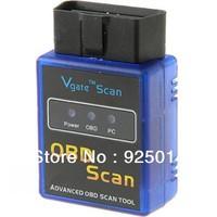 New Vgate  Scan ELM327 OBD2  Mini Bluetooth ELM 327 OBDII OBD-II Protocols Auto Diagnostic Scanner Tool +Freeshipping