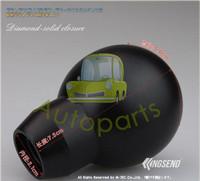 Auto Shift Knob Car Gear Shift Knob Auto MOMO Gear Shift Gear Knobs ultra-matifiant Black Color Free Shipping
