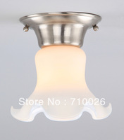 glass corridor or bathroom ceiling light and free shipping