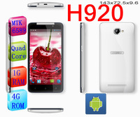 Free shipping butterfly STAR H920 ANDROID MTK6589 RAM1G quad core butterfly Android 4.21 5.0 'Screen 12.1MP perfect(LT)