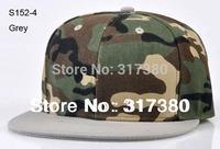 Wholesale Men Camouflage Flexfit Snapback Caps Women Flex Fit Camo Baseball Hats Mens Flat Bill Snap Back Cap Womens Sport Hat