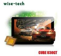 "Singapore post free shipping original 10"" Cube U30GT RK3066 Android 4.0 Dual Core 1GB 16GB Bluetooth Tablet PC /John"