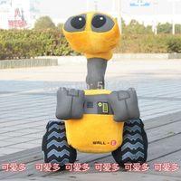 30cm Plush stuffed toy wall-e robot doll deconsolidator freeshipping