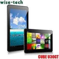 "2012 New Hot original 10"" Cube U30GT RK3066 Android 4.0 1280*800 Dual Core 1GB 16GB Bluetooth Tablet PC /John"