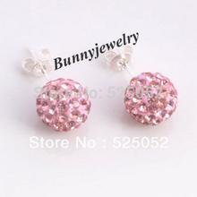 popular earrings pink
